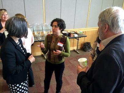 SSW Field Director Julie Kates