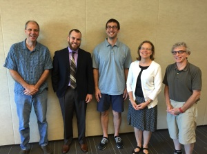 Jeffrey D. Waid Dissertation Defense
