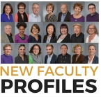 Faculty and Staff Portraits - December Blog